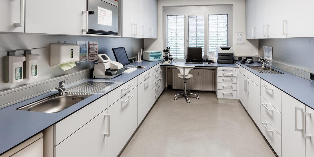 Vasektomie Labor